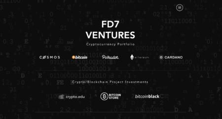 グローバルな暗号投資ファンドFD7ベンチャーズが7億5000万ドル相当のビットコインを売却してカルダノとポルカドットホールディングスを増やす