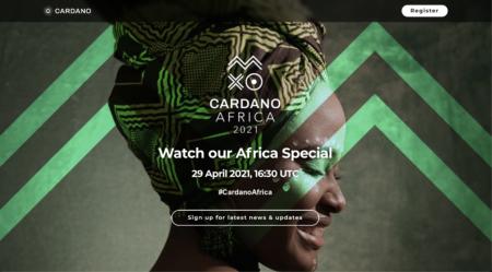 カルダノとアフリカ。未来への展望