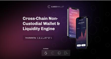 カルダノウォレットのスタートアップ「CardWallet」がオプセル社のインキュベータープロジェクトとして発表されました。
