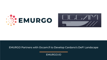 EMURGO、CardanoのDeFiランドスケープの開発でOccam.fiと提携
