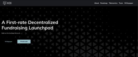 Kick.io、イーサリアムからカルダノベースのDeFiへの移行を先導