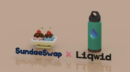 SundaeSwapがLiqwid Labsとのコラボレーションを発表:Liquid Nitrogen Ice Cream