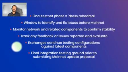 カルダノチーム、最終的なアロンゾ・テストネットの提案を提出する準備ができたと発表